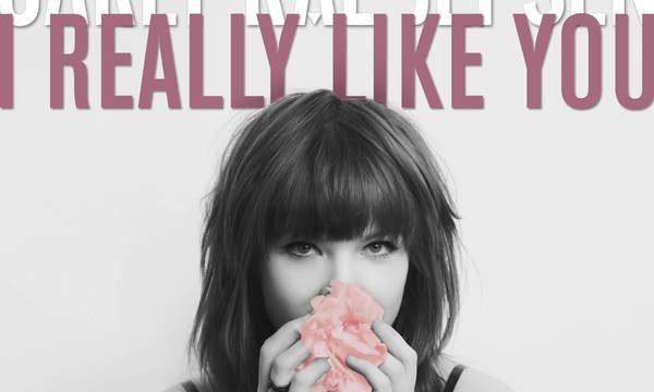 Carly Rae Jepsen – I Really Like You [School Boy Records:2015]