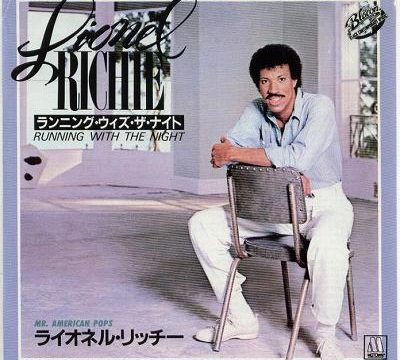 Lionel Richie – Running With The Night [Motown:1984]