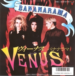 Bananarama – Venus [London Records:1986]