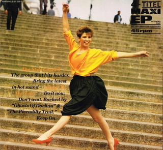 The Style Council – Shout To The Top [Polydor:1984]