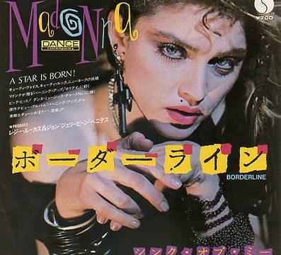 Madonna – Borderline [Sire:1983]