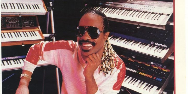 Stevie Wonder – I Just Called To Say I Love You [Motown:1984]