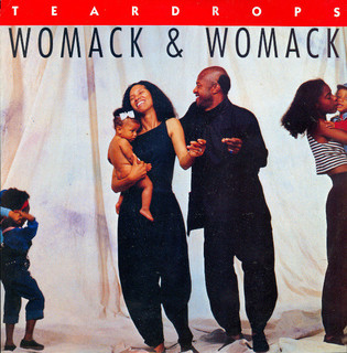 Womack & Womack – Teardrops [Island Records:1988]
