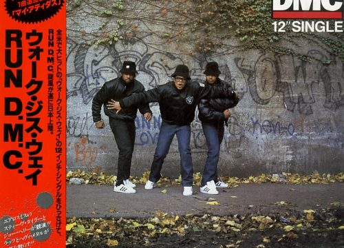 Run-D.M.C. – Walk This Way [Profile Records:1986]