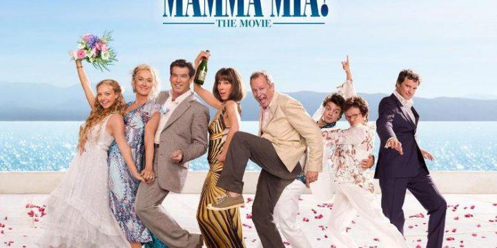 Mamma Mia!(マンマ・ミーア!)[英国/米国:2008]