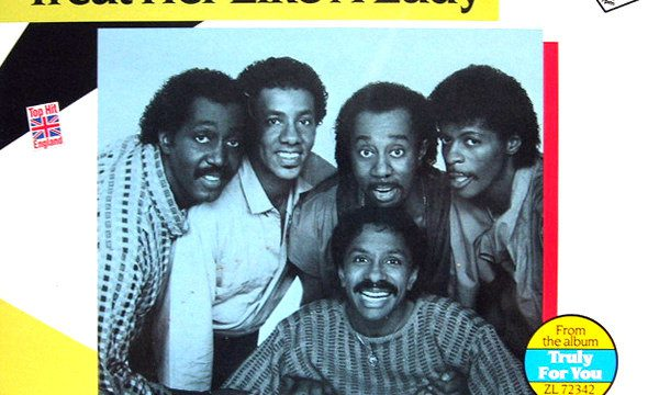 Temptations – Treat Her Like A Lady [Motown:1984]