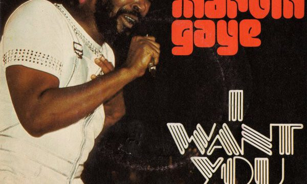 Marvin Gaye – I Want You [Motown:1976]