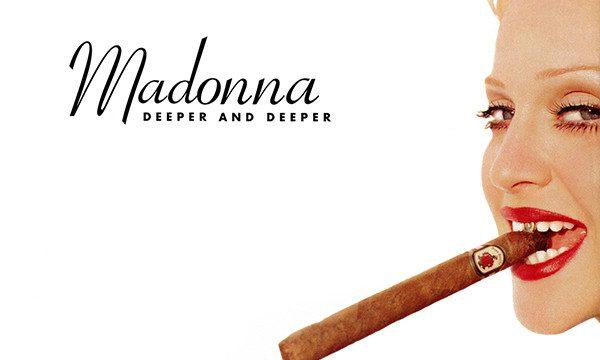 Madonna – Deeper And Deeper [Maverick:1992]
