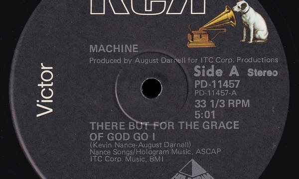 Machine – There But For The Grace Of God Go I [RCA:1979]