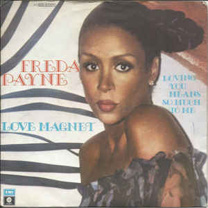 Freda Payne – Love Magnet [Capitol Records:1977]