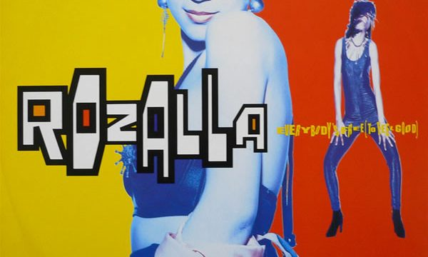Rozalla – Everybody's Free [Pulse-8 Records:1991]