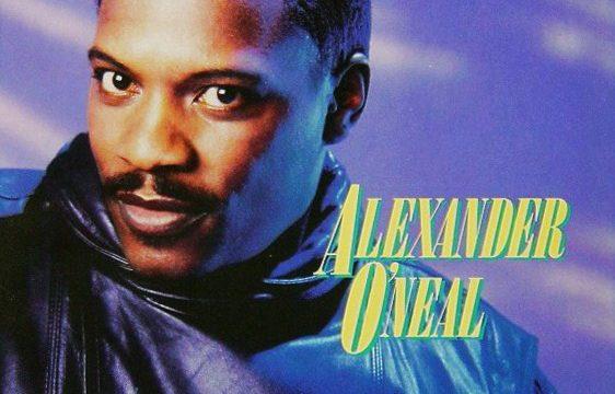 Alexander O'Neal – Fake [CBS/Sony:1987]