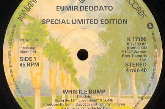 Deodato – Whistle Bump [Warner Bros. Records:1978]