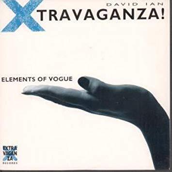 David Ian – Elements Of Vogue [Extravaganza Records:1989]