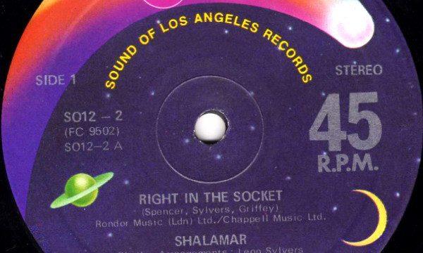 Shalamar – Right In The Socket [Solar:1979]