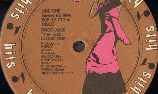 Cloud One – Disco Juice [P&P Records:1977]