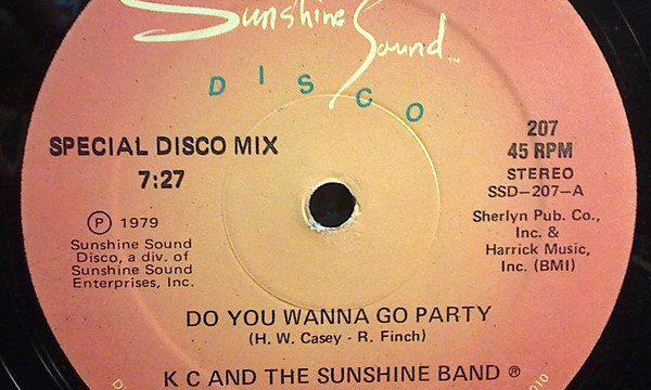 KC & The Sunshine Band – Do You Wanna Go Party [Sunshine Sound Disco:1979]