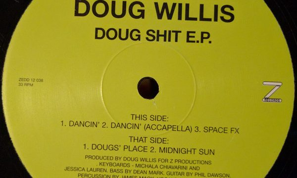 Doug Willis – Dancin' [Z Records:1998]