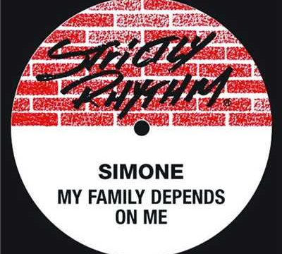 Simone – My Family Depends On Me [Strictly Rhythm:1991]
