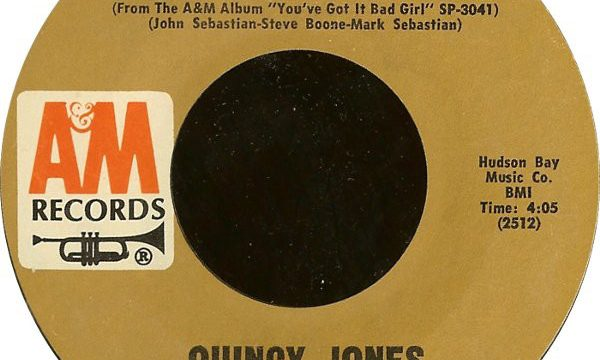 Quincy Jones – Summer In The City [A&M Records:1973]