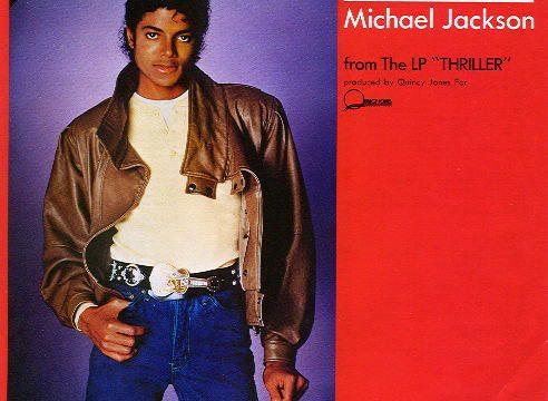 Michael Jackson – Beat It [Epic:1983]