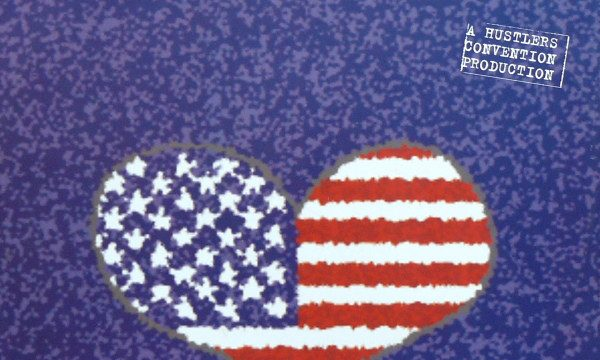 Full Intention – America (I Love America) [Stress Records:1996]