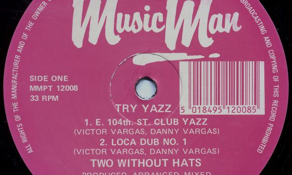 Two Without Hats – Try Yazz [Music Man:1989]