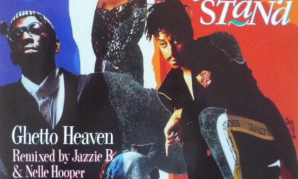 The Family Stand – Ghetto Heaven [Atlantic:1990]
