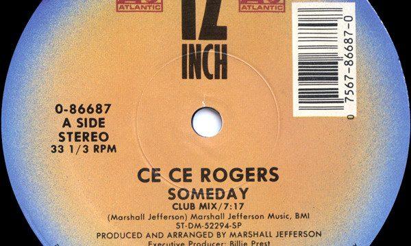 Ce Ce Rogers – Someday [Atlantic:1987]