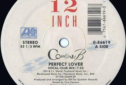 Company B – Perfect Lover [Atlantic:1987]