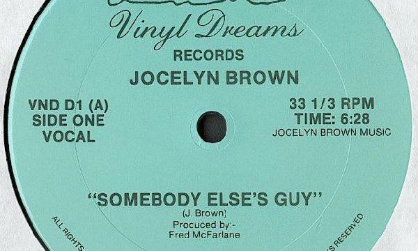Jocelyn Brown – Somebody Else's Guy [Vinyl Dreams Records:1984]